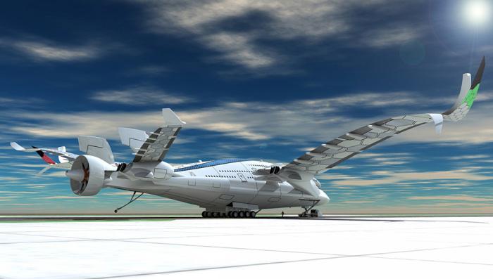 Самолеты, появление которых кардинально меняет облик современной авиации