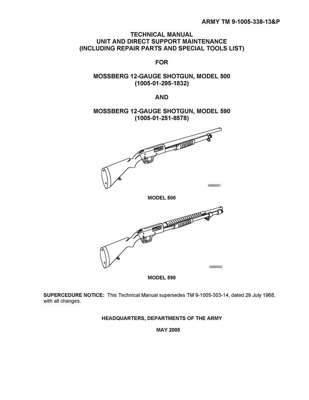 mossberg 12 gauge shotgun model 500 model 590 2005 sassik rh sassik livejournal com Barska Mossberg 500A Forearm Mossberg Owners