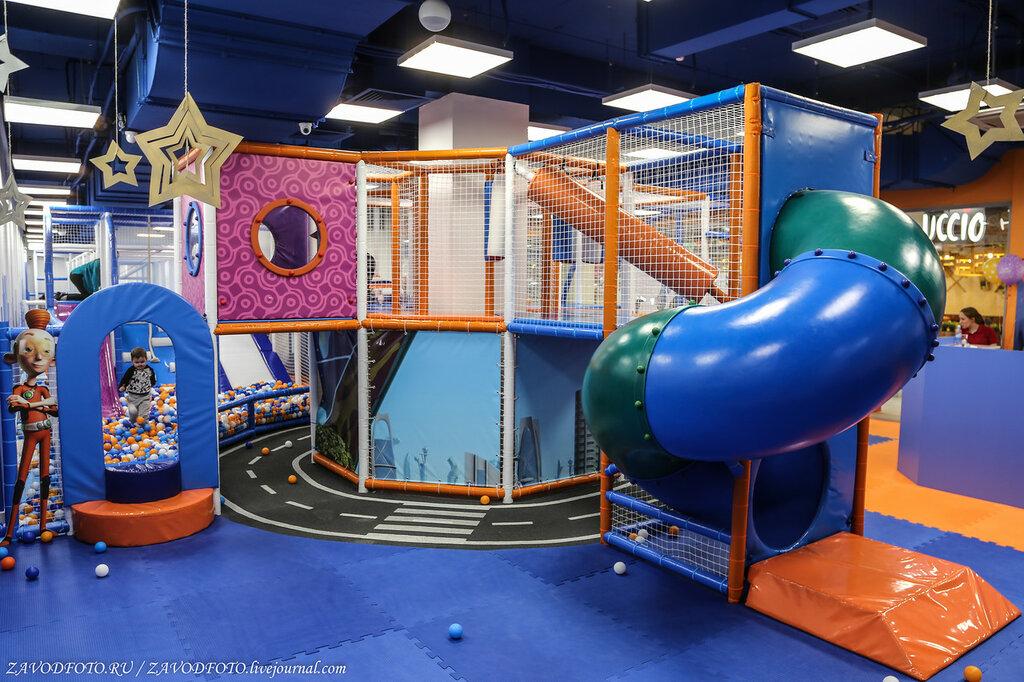 Завод, который делает детей счастливыми