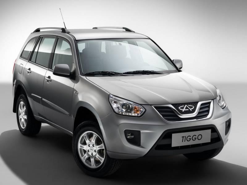 Эксперты назвали «десятку» самых популярных подержанных китайских авто в России