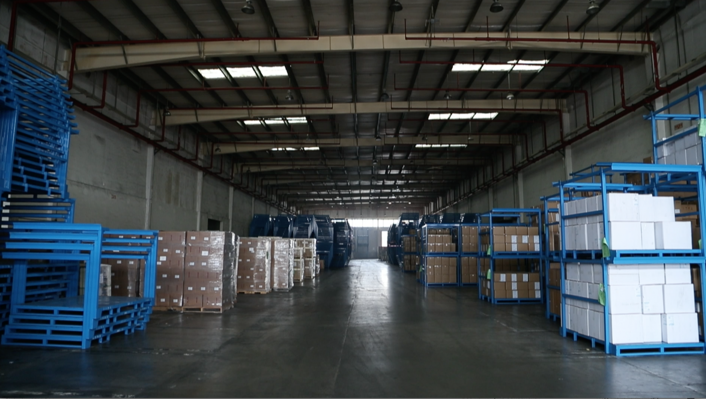 Как быстро доставить коммерческий груз из Китая (1 фото)