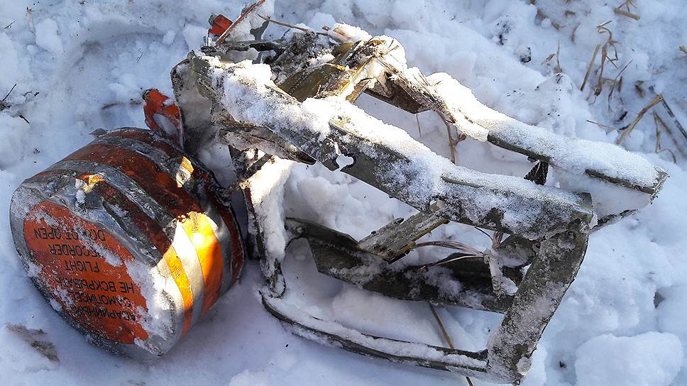 Расшифрован речевой самописец разбившегося Ан-148. Пилоты ругались перед катастрофой.
