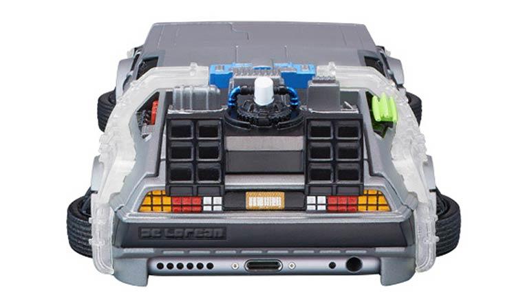 Transform your iPhone into a DeLorean