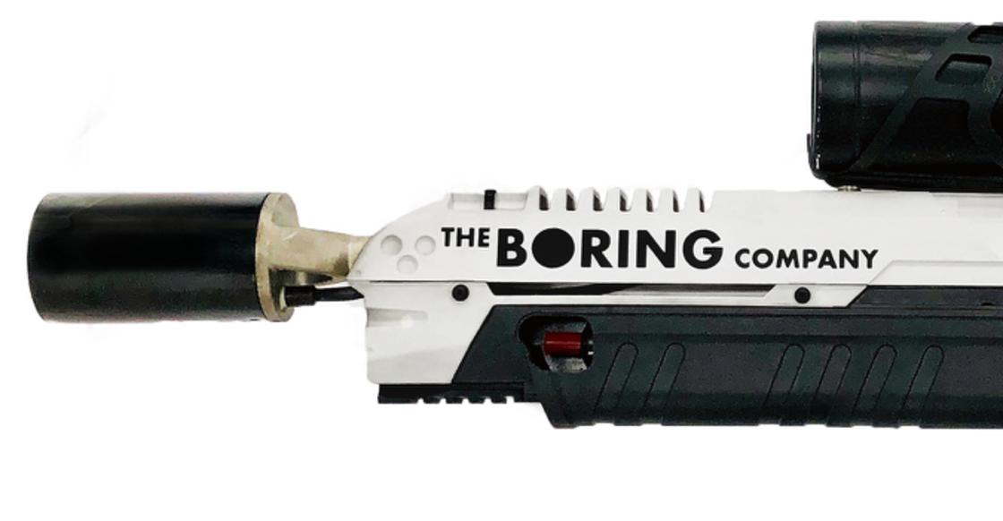 Elon Musk is selling real flamethrowers to fund The Boring Company