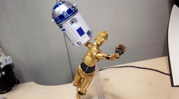 Star Wars geek universe wtf