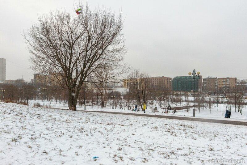 """Парк """"Акведук"""", Москва"""