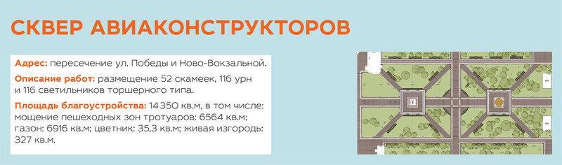 Благоустройство. Советский район