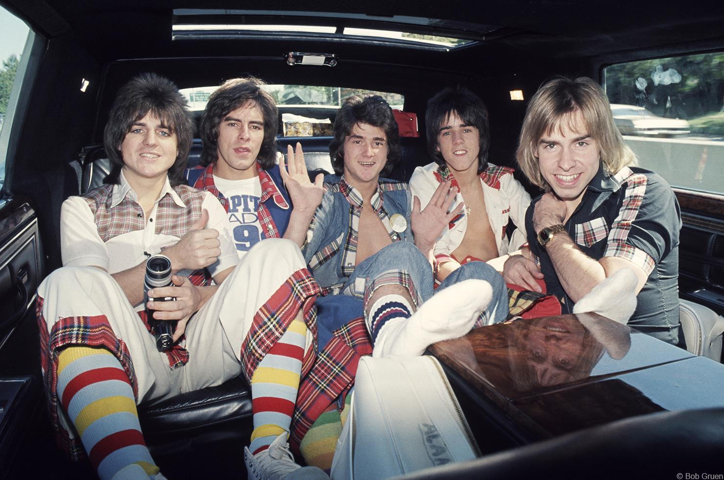 1975. «Bay City Rollers»