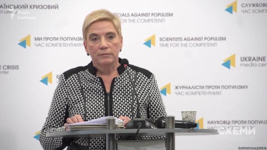 Полиция открыла производство из-за освобождения экс-сотрудницы НАЗК Соломатиной – TI