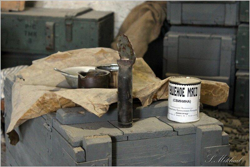 Военно-исторический музей «Михайловская батарея». Третья часть.