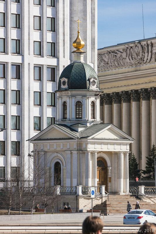 Пасха 2018. Москва. Весенние зарисовки.