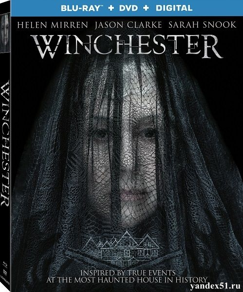 Винчестер. Дом, который построили призраки / Winchester: The House that Ghosts Built (2018/BDRip/HDRip)