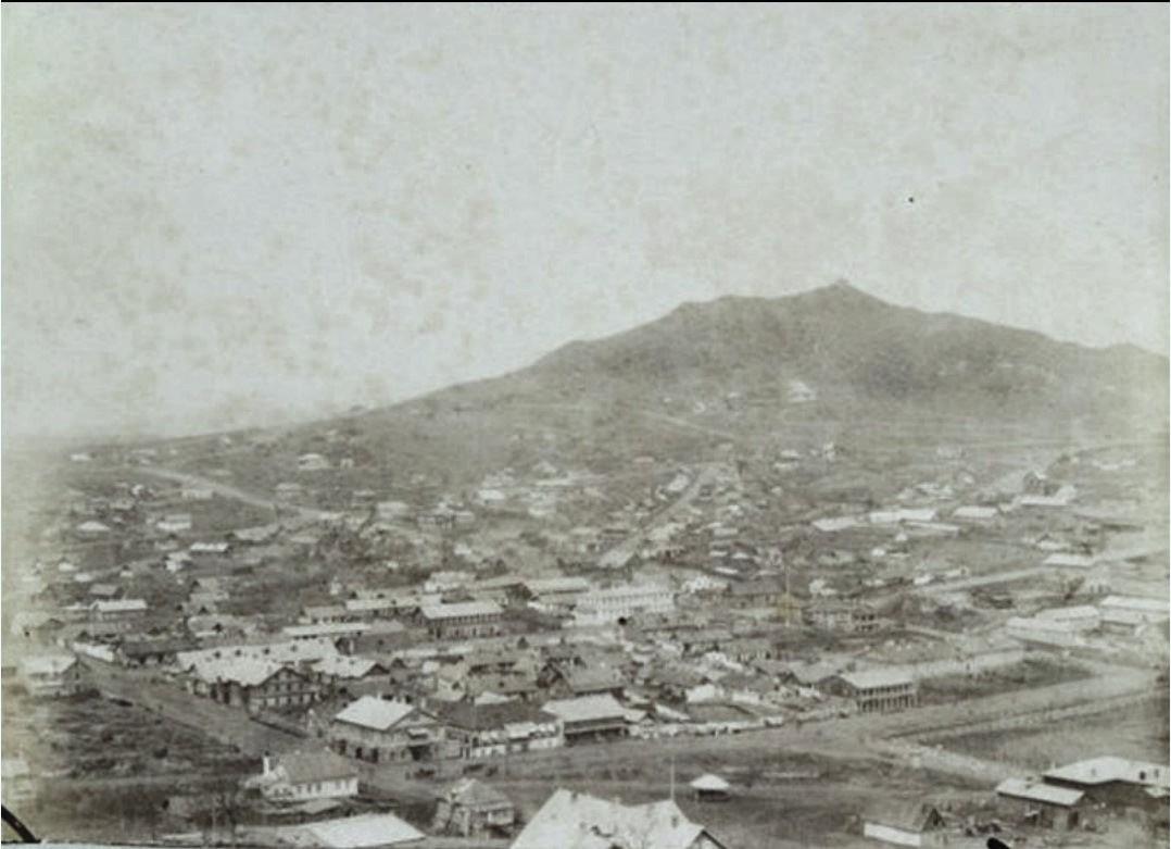 14. Владивосток. Панорама, 1889