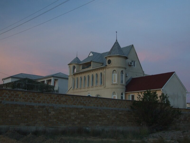 Капсель - Феодосия