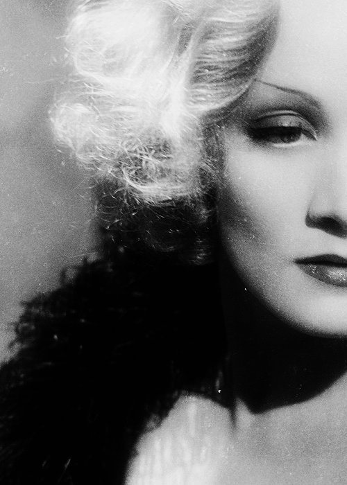 Marlene Dietrich in 'Shanghai Express', photographed by Don English, 1932