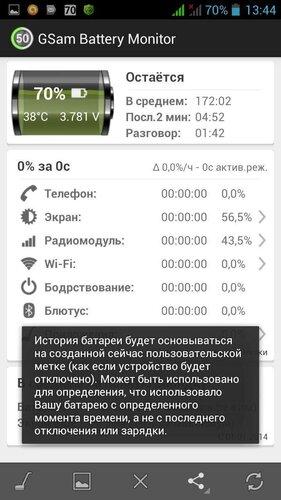 Пользовательская метка