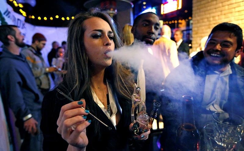 Колорадский эксперимент – в штате полностью легализована марихуана (10 фото)
