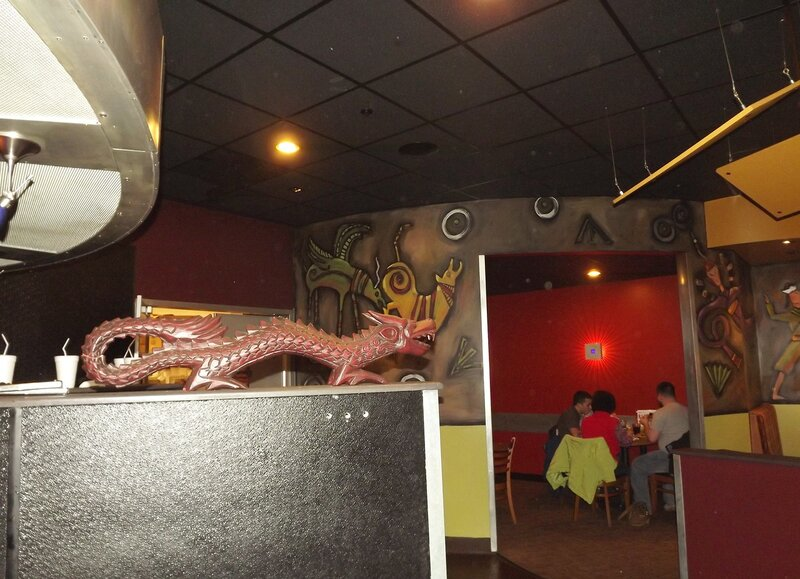 HU HOT Mongolian Grill