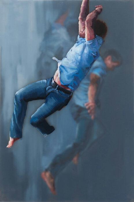 Michelle Jader. Неизбежность падений в неизвестность жизненных перемен. Серия «Leaps and Bo5a8unds».