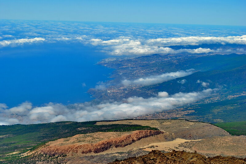 Тенерифе - известный остров Канарского архипелага