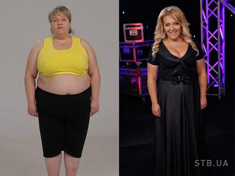 Шоу похудение смотреть онлайн