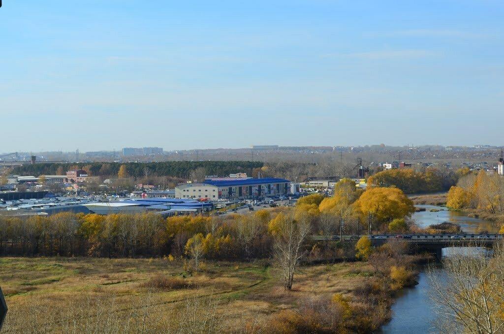 Мост по улице Черкасская на въезде в Металлургический район (23.01.2014)