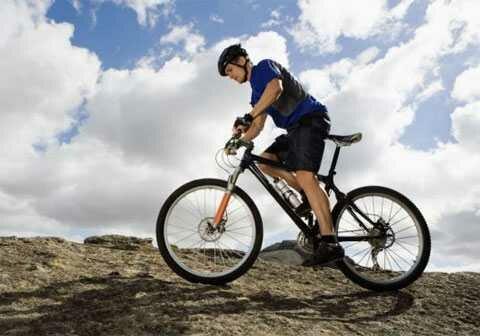 Катание на велосипеде закончилось для мужчины 7-недельной эрекцией