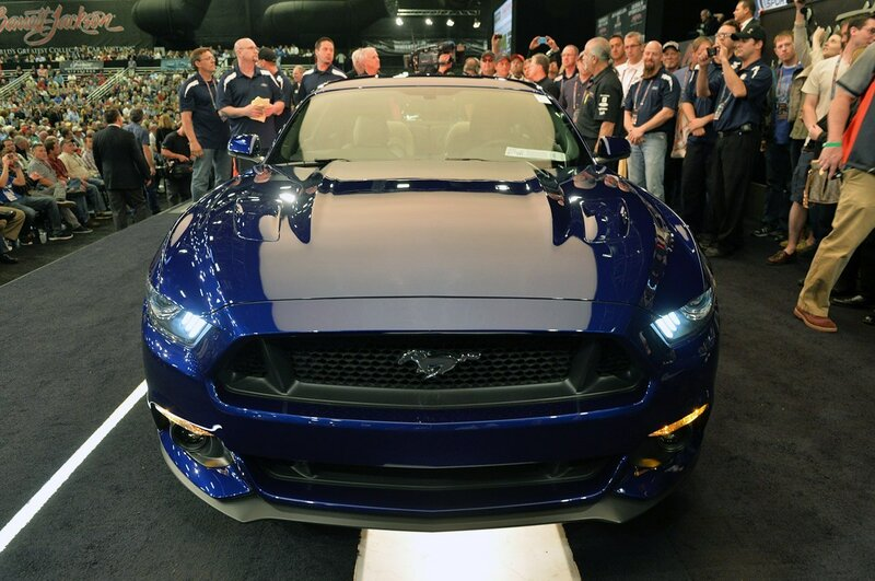 Ford Mustang GT 5.0 ' 2015