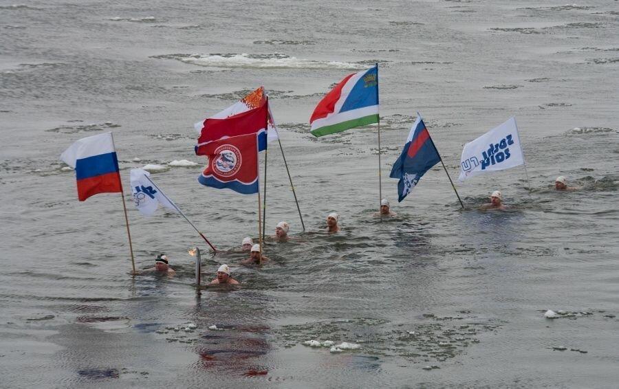 Благовещенские олимпийцы