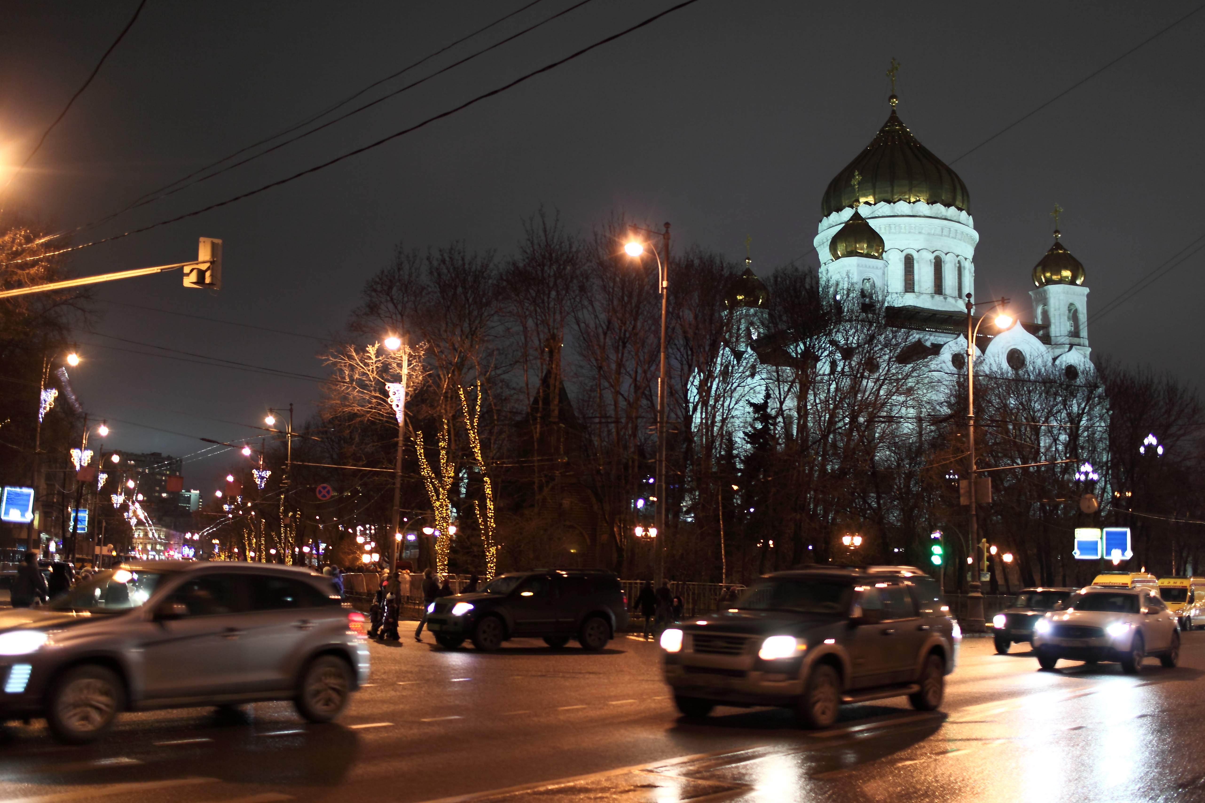 Дары волхвов. Москва. 2014
