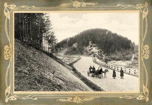 Дорога на Хвалынск