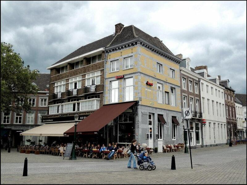Маастрихт. Нидерланды
