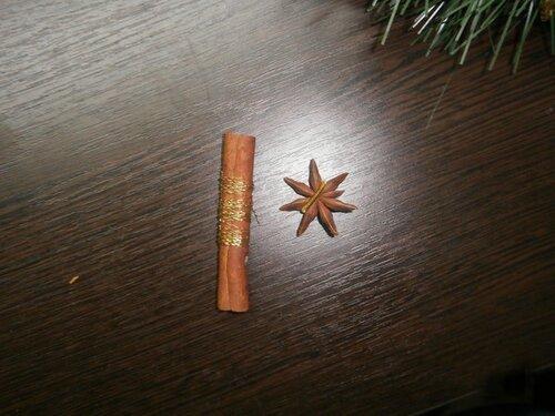 Мастер-класс по изготовлению рождественского венка в стиле бидермейер