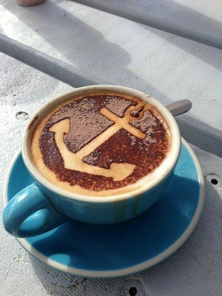 кофе в чашке фото красивое