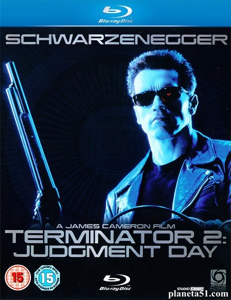 Терминатор 2: Судный день / Terminator 2: Judgment Day [Director's Cut] (1991/HDRip)