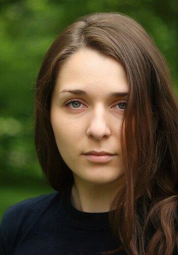 гелиос-81н, женский портрет