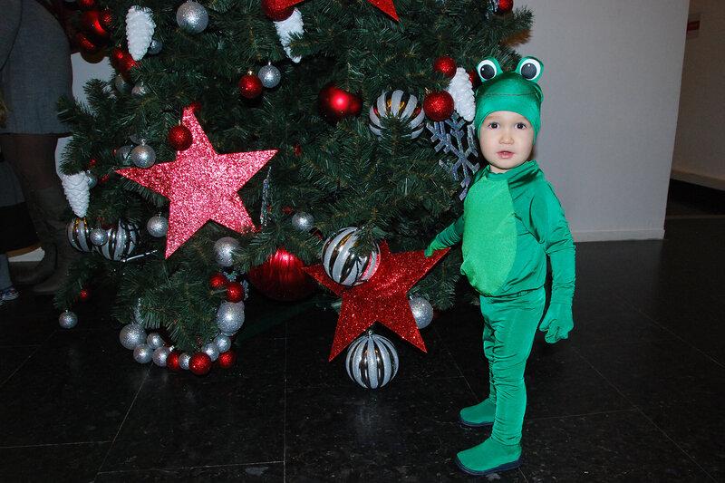 Какой костюм одеть на новый год в садике