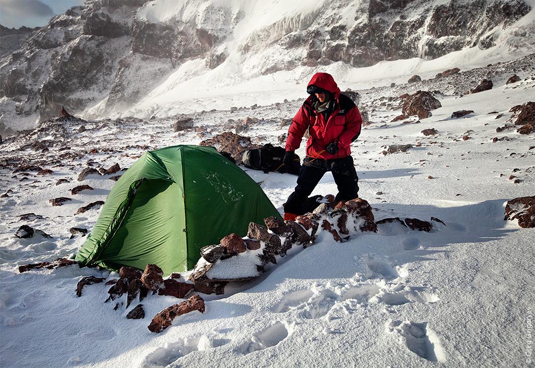 альп лагерь