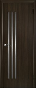 Двери из ламината цвет венге