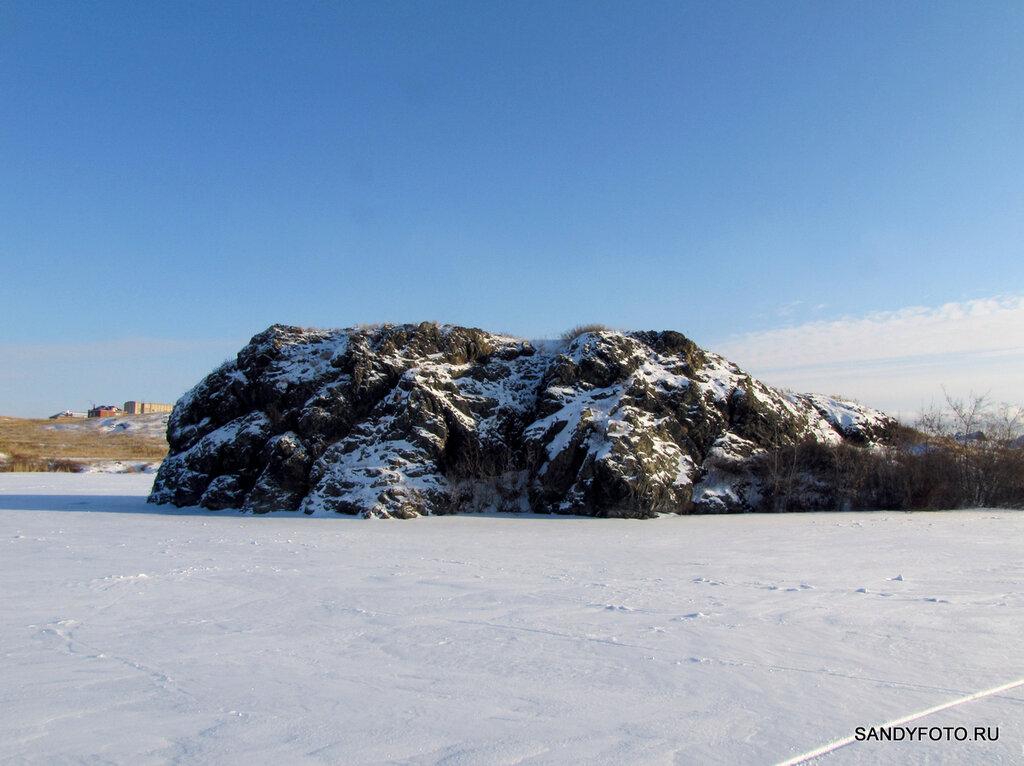 Китовый остров в Троицке