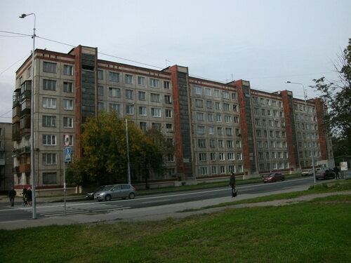 ул. Бабушкина 109