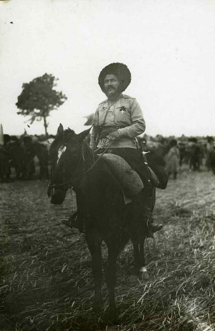 1918. Колчаковец