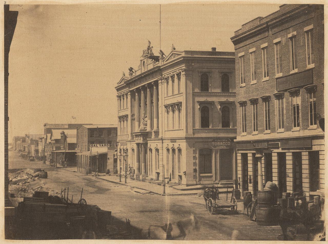 Купеческий дом на Бэттори-стрит