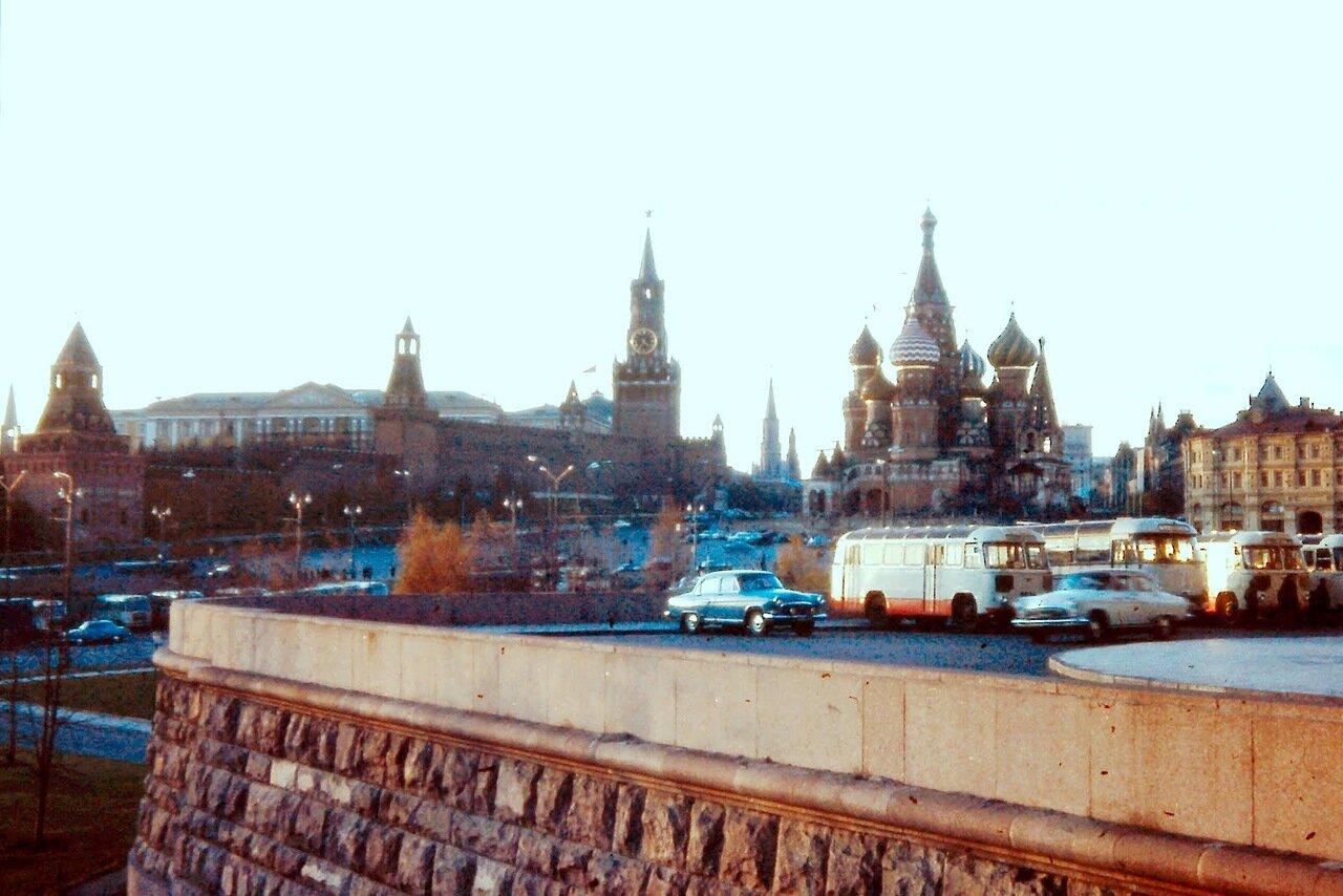 MOSCOU - Le Kremlin