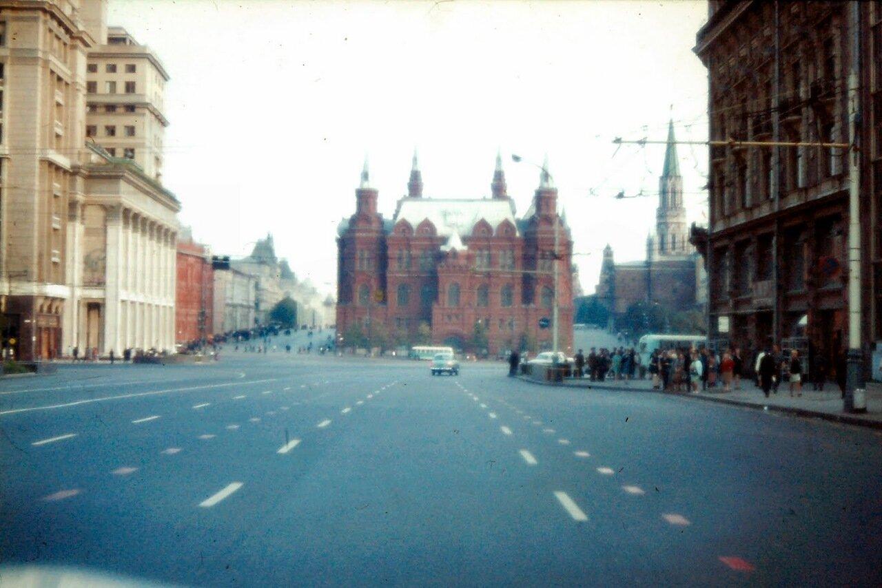 MOSCOU - Ce musée a officiellement changé son nom dans les années 1990, mais est encore communément appelé le Musée de la Révolution.