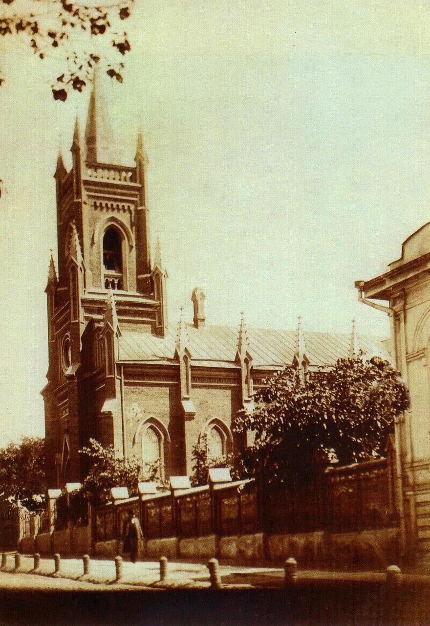 Римско - католический костел