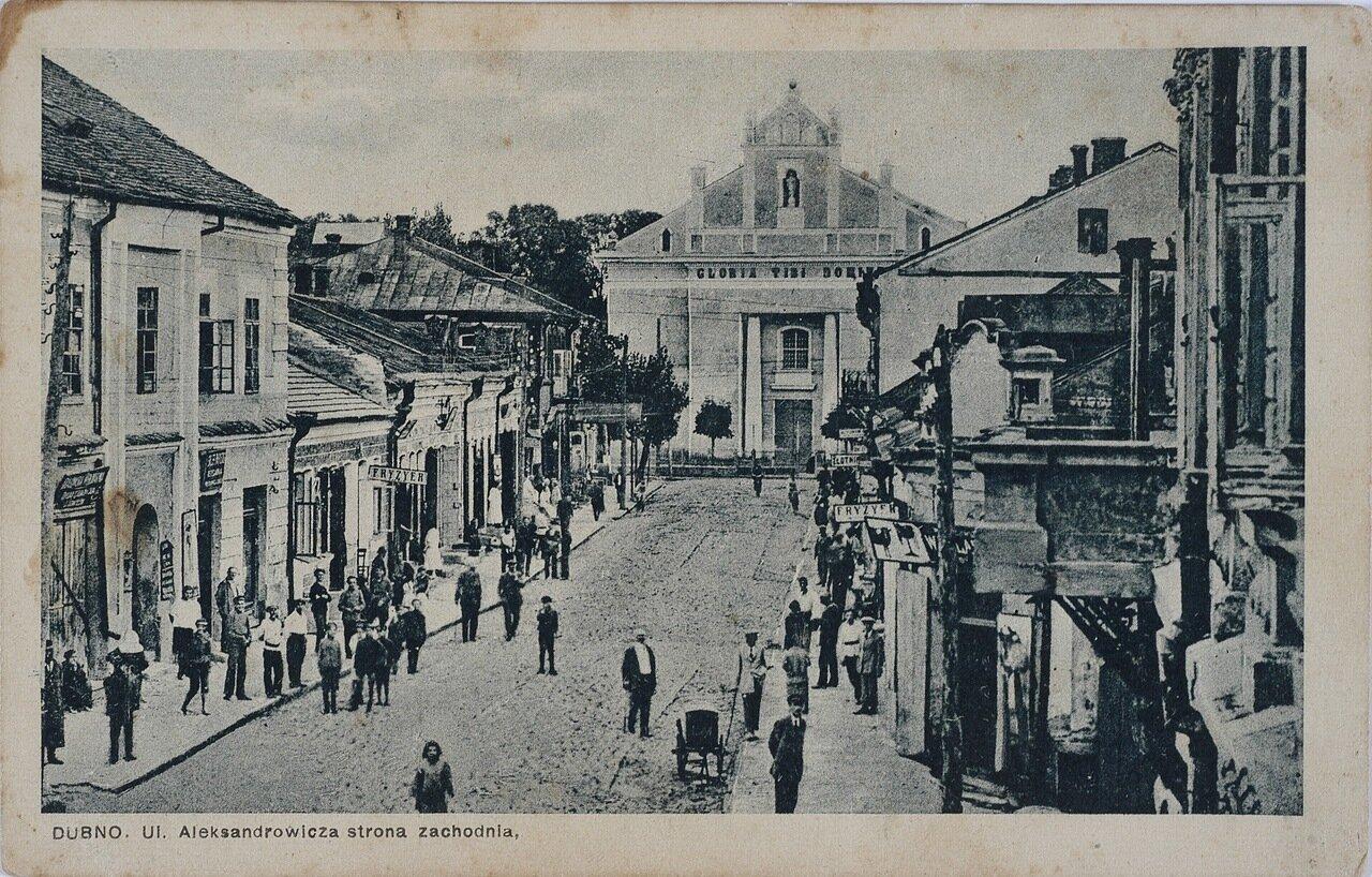 Улица Александровская