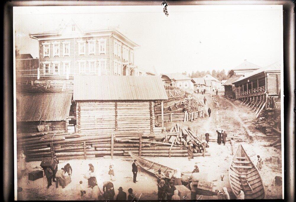Село Малый Атлым