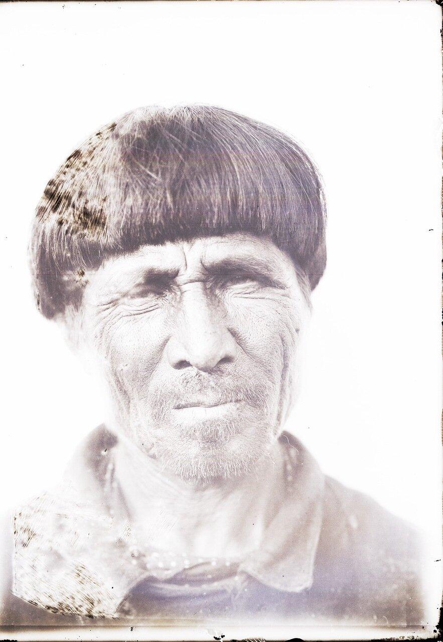 Юрты Красноярские. Остяк, 56 лет