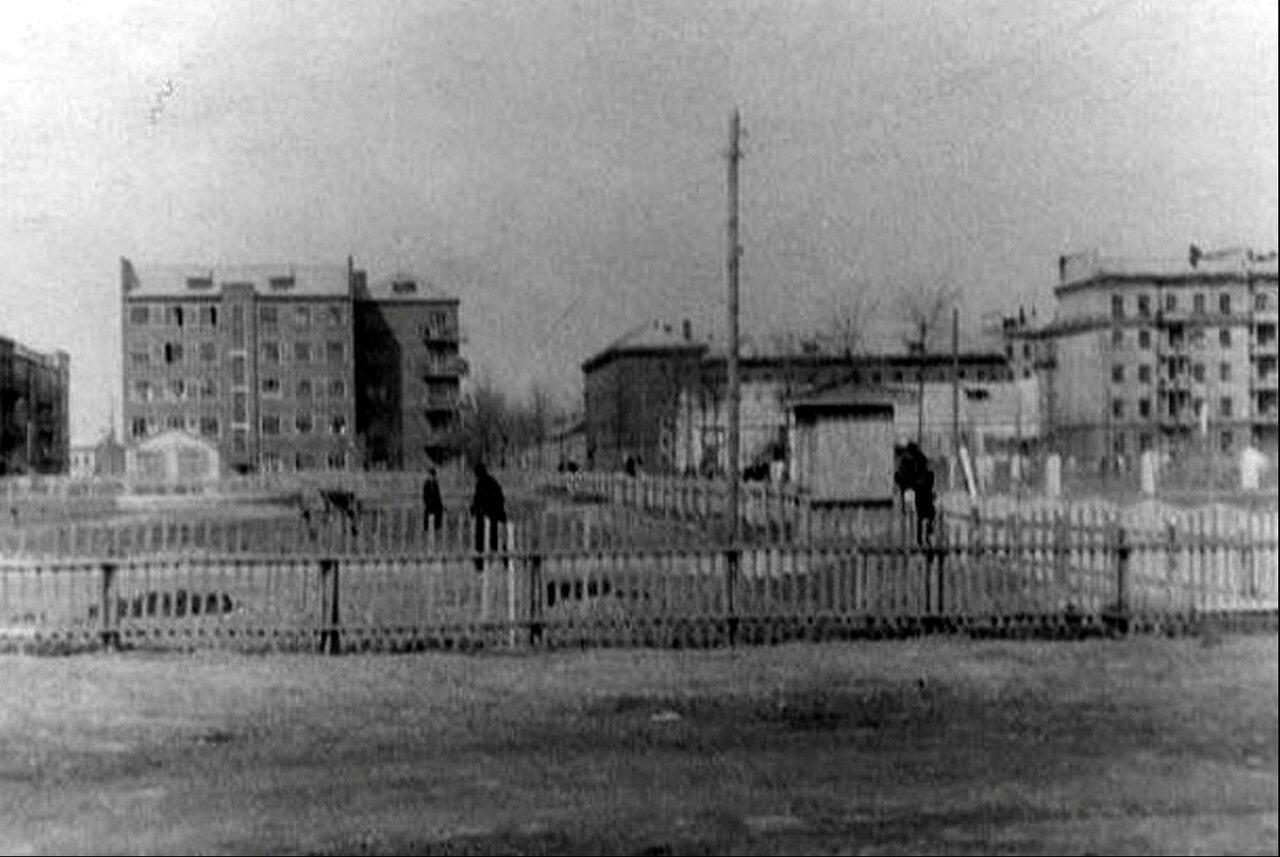 Вид на дом по ул.Советской. 30-40 годы